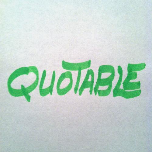 text - Quotable
