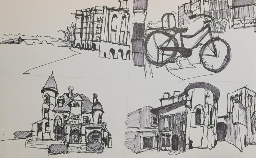 Sketching homework