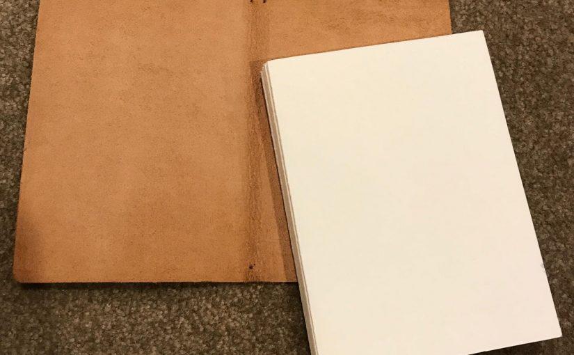My One-Sheet Sketchbook